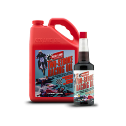 TWO STROKE RACING OIL